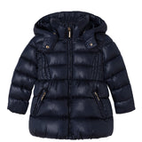 Girl's Mayoral Basic School Jacket Navy