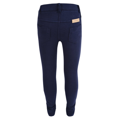 Girl's Mayoral Basic Fleece Trousers
