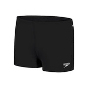 Boy's Speedo Black Endurance Plus Aquashorts Swim Shorts