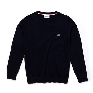 Unisex Lacoste Navy Sweater