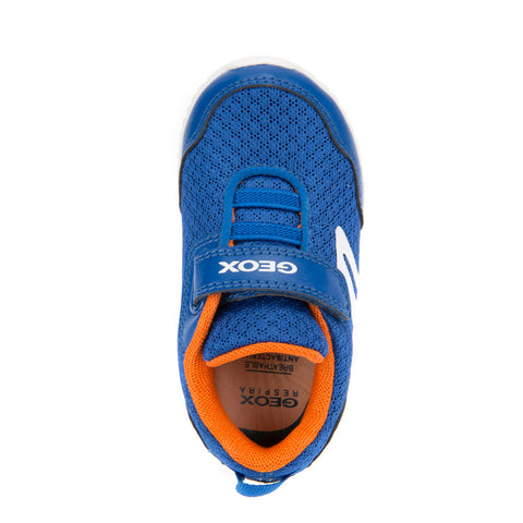 Boy's Geox Blue Trainers