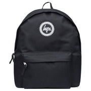 Unisex Hype Black Backpack