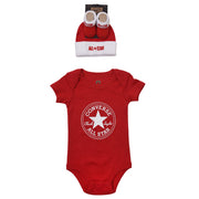 Converse - Unisex Three Piece Boxed Set Red - WHIZZKID.COM
