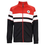 Converse - Boys Colorblocked Track Jacket Black - WHIZZKID.COM