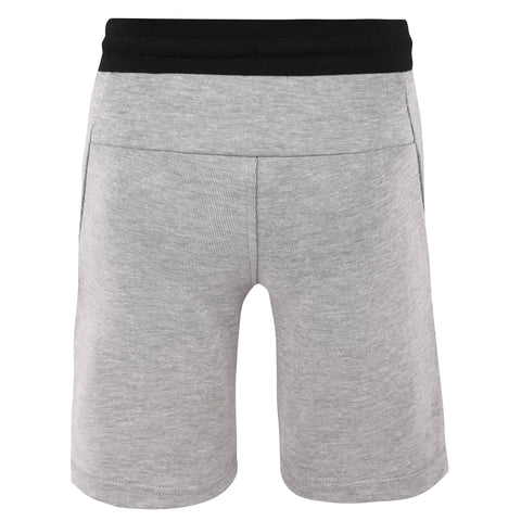 Boy's Hugo Boss Light Grey Marl Bermuda Shorts