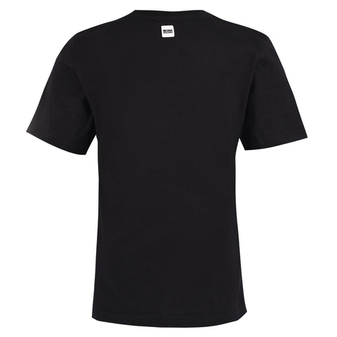 Boy's Hugo Boss Black Short Sleeves T-Shirt