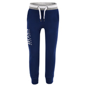 Boy's Hugo Boss Blue Jogging Bottoms