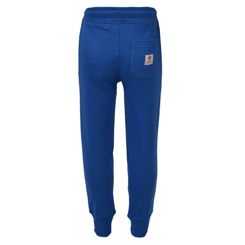 Franklin and Marshall Jogger Bottoms Victoria Blue