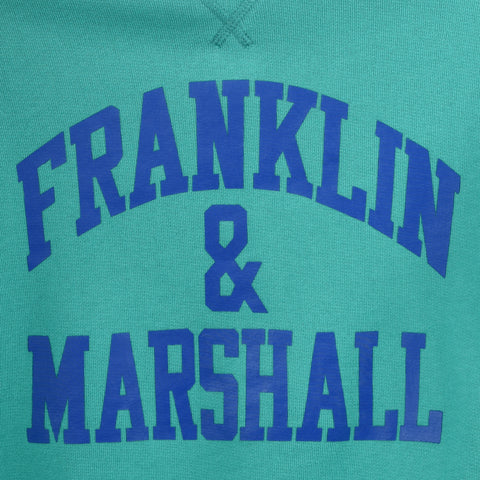 Boy's Franklin & Marshall Sweater Bright Green