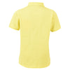 Franklin and Marshall Core Logo Polo Sunny Yellow