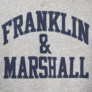 Franklin and Marshall Sweater Vintage Grey Heather
