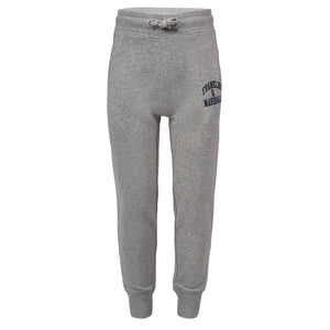 Franklin and Marshall Jogger Bottoms Vintage Grey Heather