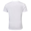 Franklin and Marshall Logo Tee Bright White