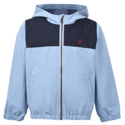Boy's Farah Oth Windcheater Blue Wash