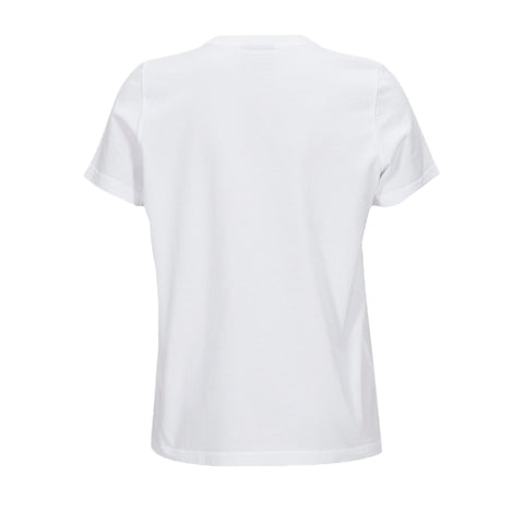 Unisex Peak Performance Junior White T-shirt
