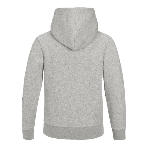 Unisex Peak Performance Junior Grey Zip Hoodie