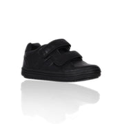 Geox - Elvis Black Boys School Sneakers - WHIZZKID.COM