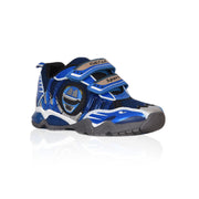 Geox - Royal Blue Vivid Light Up Junior Boys Velco Sneaker - WHIZZKID.COM