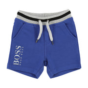Boy's Hugo Boss Blue Bermuda Shorts