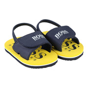Boy's Hugo Boss Navy Sandals