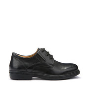 Boy's Geox JR Federico Black Shoes