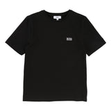 Boy's Hugo Boss Black Short Sleeves Tee-Shirt
