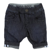 Boy's Hugo Boss Rinse Wash Denim Trousers