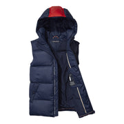 Boy's Tommy Hilfiger Down Vest Navy