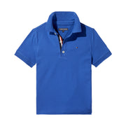 Boy's Tommy Hilfiger AME Hilfiger Slim Fit Polo