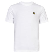 Lyle & Scott - Boys Classic T-Shirt Bright White - WHIZZKID.COM