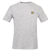 Boy's Lyle & Scott Core Classic T-Shirt Vintage Grey Heather