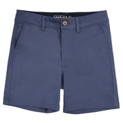 Boy's Lyle & Scott Classic Chino Shorts Vintage Indigo