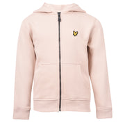 Boy's Lyle & Scott Classic Hoody Dusty Pink