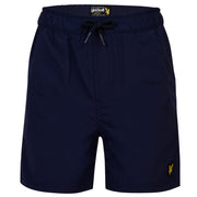 Boy's Lyle & Scott Classic Swim Shorts Deep Indigo