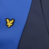 Boy's Lyle & Scott Zip Through Showerproof Jacket Navy
