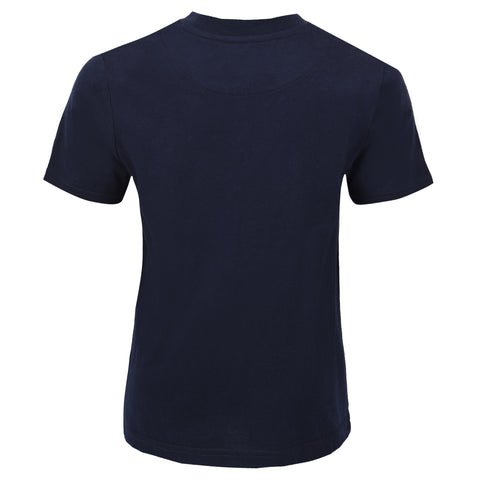 Boy's Lyle & Scott Fashion T-Shirt Navy