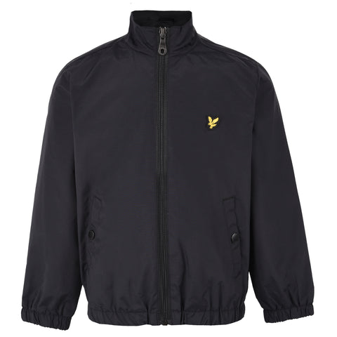 Boy's Lyle & Scott Classic Hoody Vintage Grey Heather