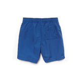 Boy's Lacoste Blue Swimsuit