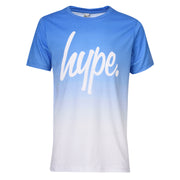 Boy's Hype Kids T-Shirt Blue