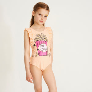 Girl's Soft Gallery Ana Pop Girl Swimsuit