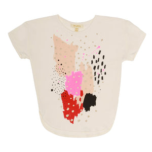 Girl's Soft Gallery Amaris Painting T-shirt