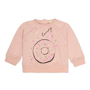 Girl's Soft Gallery Annabel Donut Sweatshirt