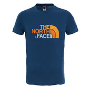 Boy's The North Face Blue Short Sleeve Easy Tee