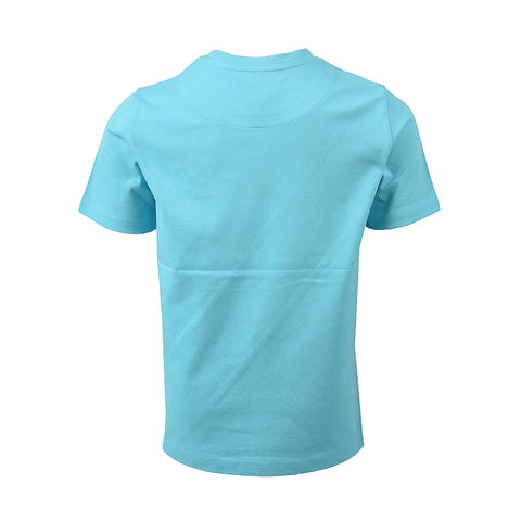 Core Jersey T-Shirt in Aqua