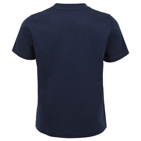 Core Jersey T-Shirt In Navy