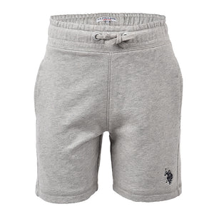 Core F/T Sweat Short Vintage Grey Heather