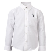 Core LS Oxford Shirt Bright White