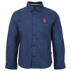Core LS Oxford Shirt Navy