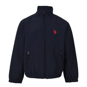 Core Funnel Neck Jacket Navy
