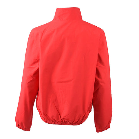 Core Funnel Neck Jacket True Red